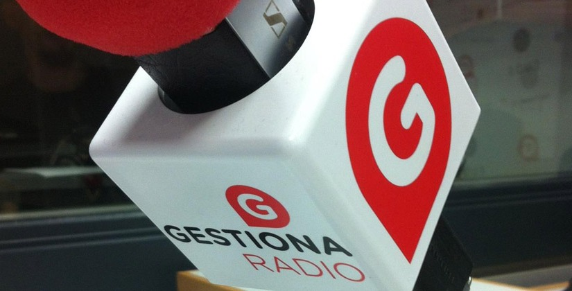 Entrevista en GestionaRadio